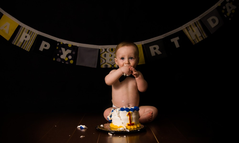 Toddler Portraits, Cake Smash, Denver baby photographer